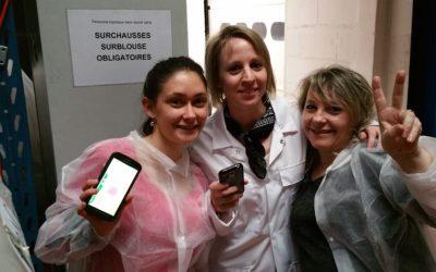 Brochet-Teambuilding propose aux entreprises d'animer la Journée mondiale de la sécurité et de la santé au travail en leurs locaux autour de son rallye smartphone Sécurité & Santé !