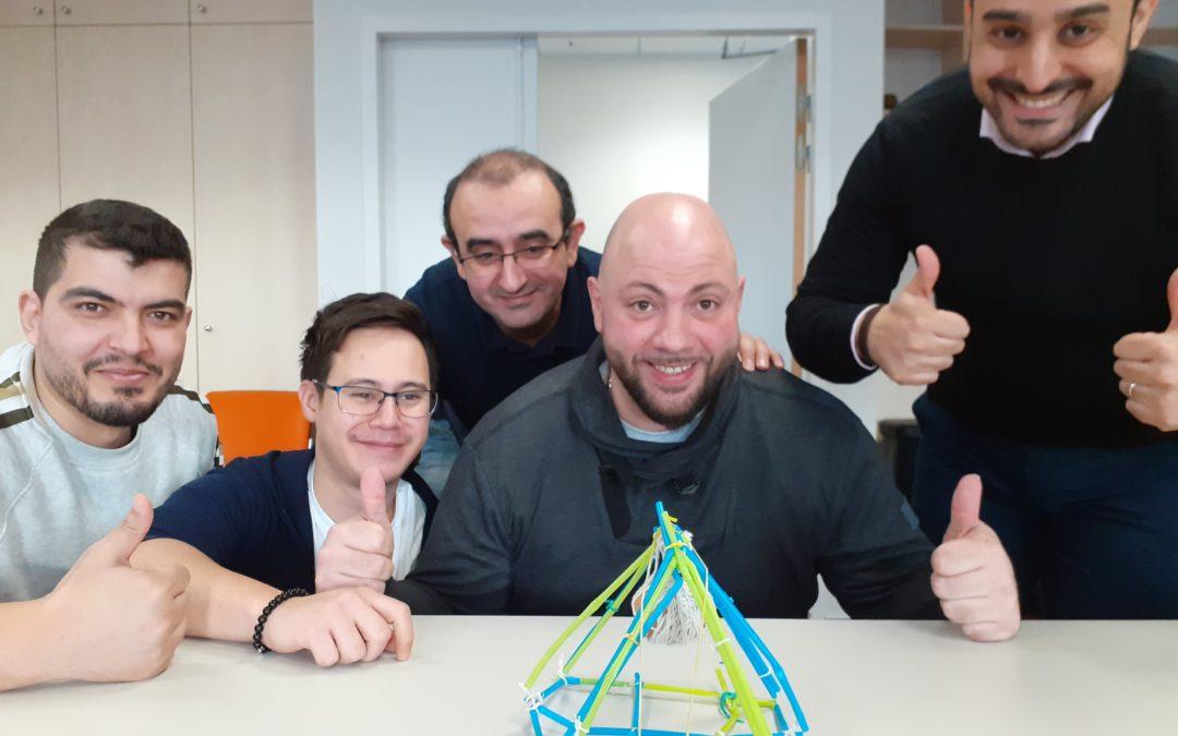 La groupe Swisslog, leader de l'automatisation logistique, fait appel à l'innovation Gamestorming de HappyBizDev/Brochet-Teambuilding pour son séminaire d'équipe des 13 et 14 Février 2020 à Lyon.